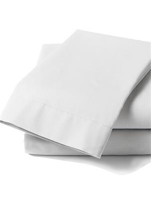 BED SHEET WHITE 200X220 SIZE UNICA | Escapade Fashion
