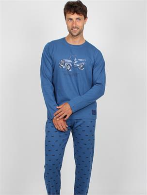 BLUE POWER SIZE L   Escapade Fashion