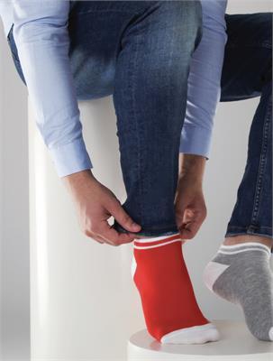 CASUAL COLOURS RED SIZE 40-45 | Escapade Fashion
