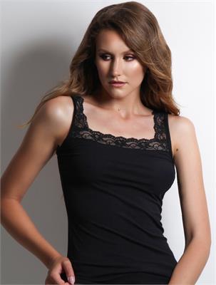 CASUAL LACE BLACK SIZE L   Escapade Fashion