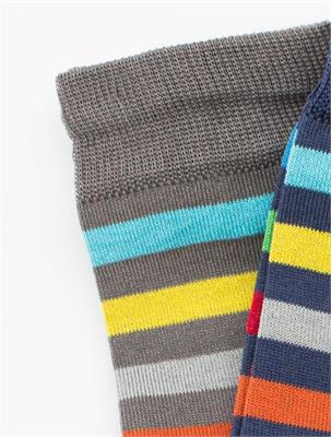 CASUAL STRIPES GREY SIZE 39-42 | Escapade Fashion