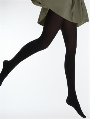 COLANT 3D BLACK 110 DEN SIZE 2/3 | Escapade Fashion