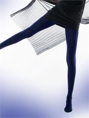 COLANT 3D BLEUMARIN 70 DEN size 2/3 | Escapade Fashion