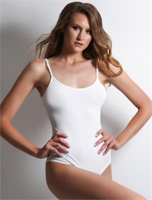 COTTON BODY WHITE SIZE L | Escapade Fashion