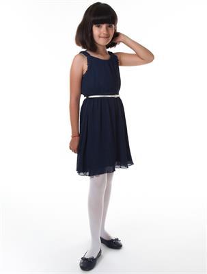 DELICATE TOUCH WHITE 40 DEN SIZE 104-116 | Escapade Fashion