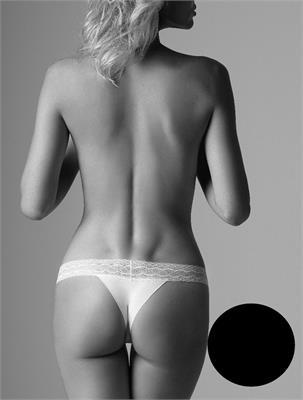 FEMININE LACE BLACK SIZE L | Escapade Fashion