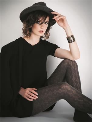 GREY LANA 220 DEN SIZE 2 | Escapade Fashion