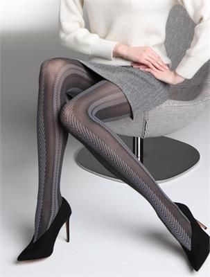 LADY LOOK GREY 80 DEN SIZE 3 | Escapade Fashion