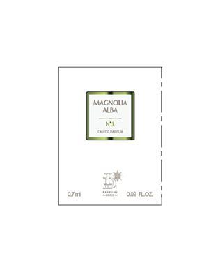 MOSTRA MAGNOLIA ALBA PERFUME 0.7 ML   Escapade Fashion