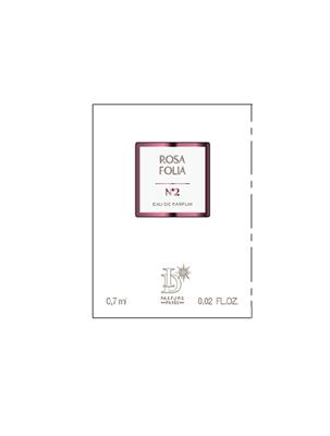 MOSTRA ROSA FOLIA PERFUME 0.7 ML | Escapade Fashion