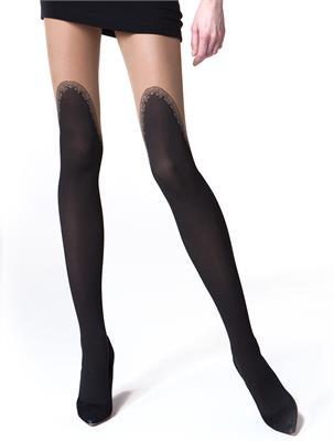 NEW DESIGN BLACK 20-60 DEN SIZE 2 | Escapade Fashion