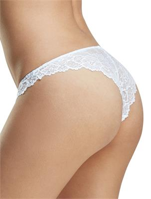 RAFINED LACE WHITE SIZE L | Escapade Fashion