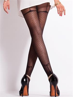 SENSUAL FEEL BLACK 20 DEN SIZE 3/4 | Escapade Fashion
