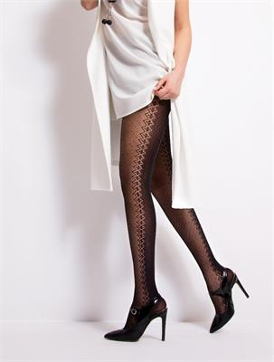 SENSUAL STYLE BLACK 40 DEN SIZE 2 | Escapade Fashion