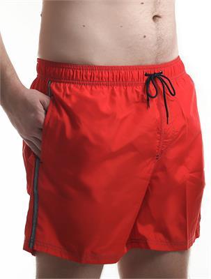 SWIM SHORT DIVER RED SIZE L | Escapade Fashion