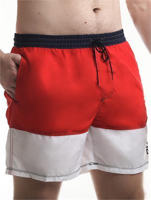 SWIM SHORT NAUTICA RED SIZE L   Escapade Fashion
