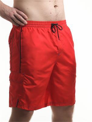 SWIM SHORT RIVER RED SIZE L | Escapade Fashion