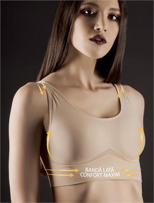 TOP FORTE BEIGE SIZE L/XL | Escapade Fashion