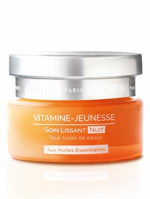 VITAMINE JEUNESSE NIGHT CREAM 50 ML | Escapade Fashion