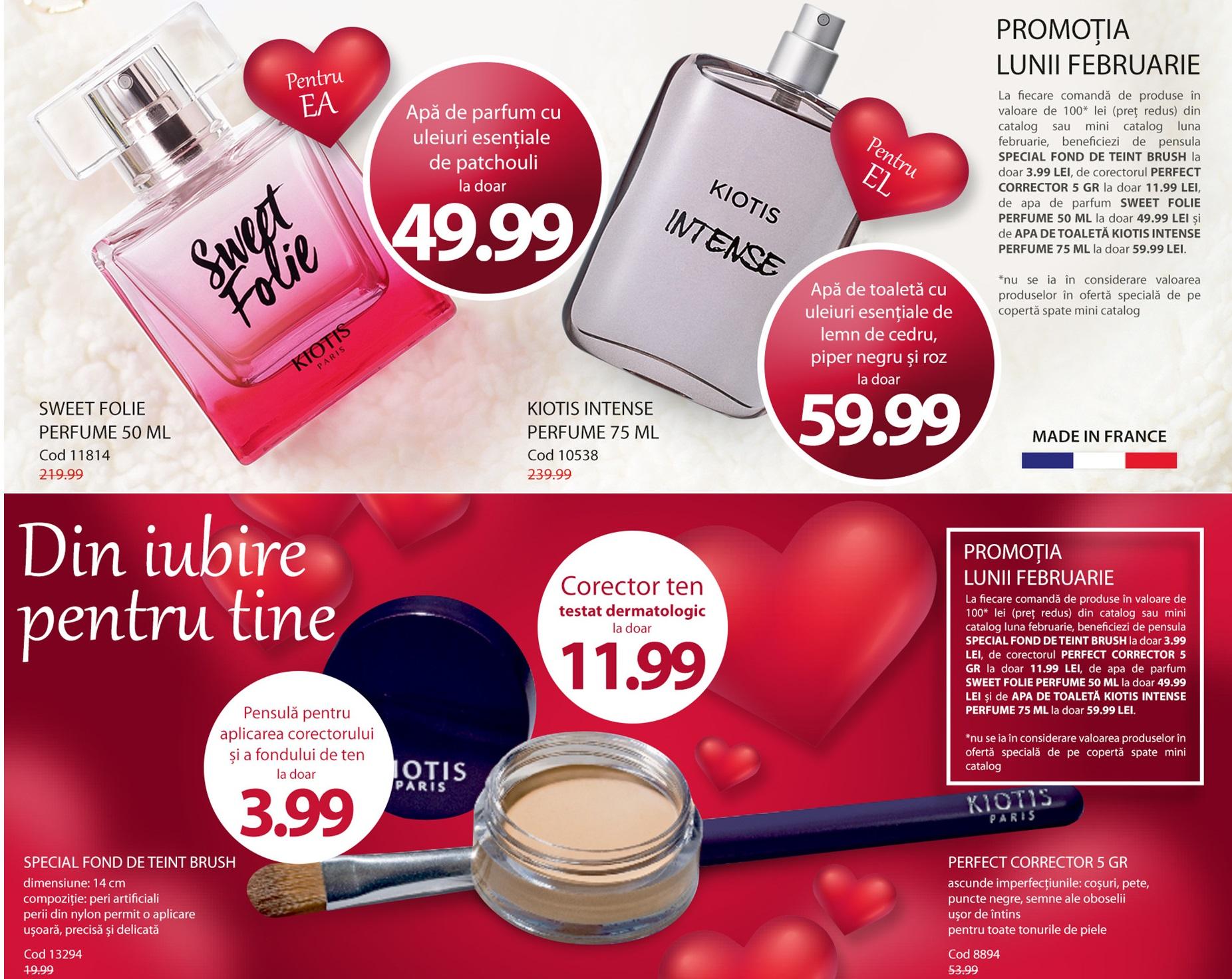 promo mini catalog